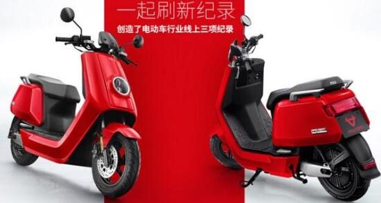 187 China S Niu Sells 20 000 Electric Scooters In 15 Hours