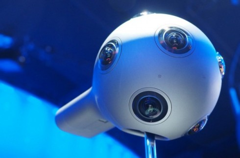 Nokia's Advanced VR Film-making Platform Ozo Goes Up For Pre-Orders