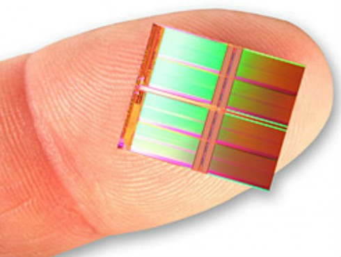 NAND-flash-chip