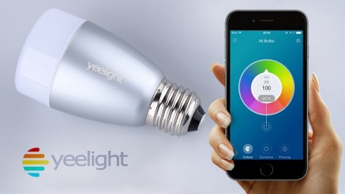 187 Xiaomi On Smart Lighting Connect Yeelight Led Bulbs To