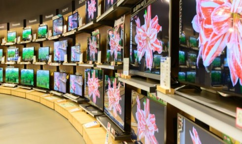 TrendForce Reports Average Size of TV Panels Grew to 44 7