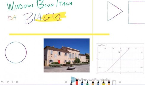 » Microsoft's feature-packed Whiteboard app for Windows 10 ...