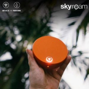 New Smart Device 'Skyroam Solis' Combines Global 4G LTE Hotspot and