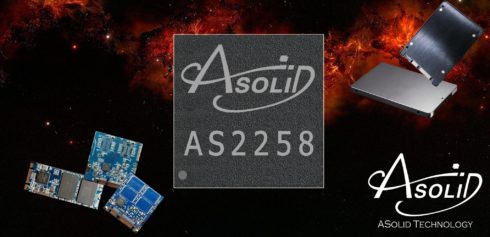 Providing 'A Solid' Solution for NAND Flash Memory